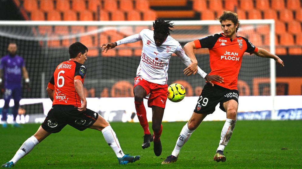 Nimes vs.  Lorient Match Analysis and Prediction