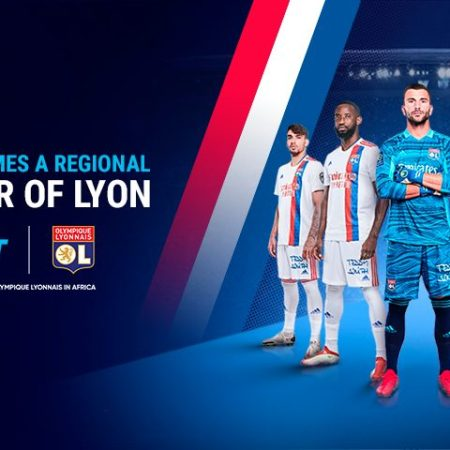 1xBet becomes a regional partner of Lyon