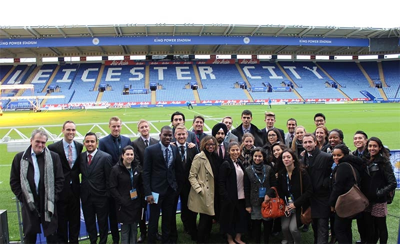 FIFA Master 16th Edition at King Power Stadium (Leicester City FC)