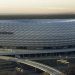 Allianz Arena - By Richard Bartz, Munich aka Makro Freak - Own work, CC BY-SA 2.5, https://commons.wikimedia.org/w/index.php?curid=3687540