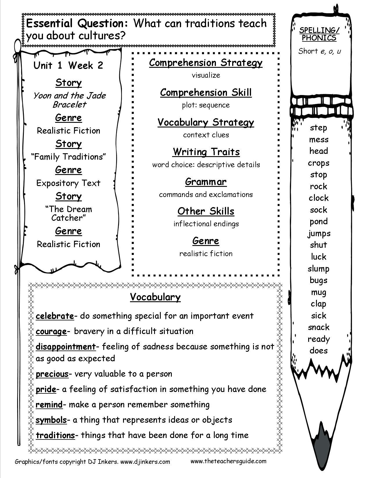 20 9th Grade Reading Worksheets