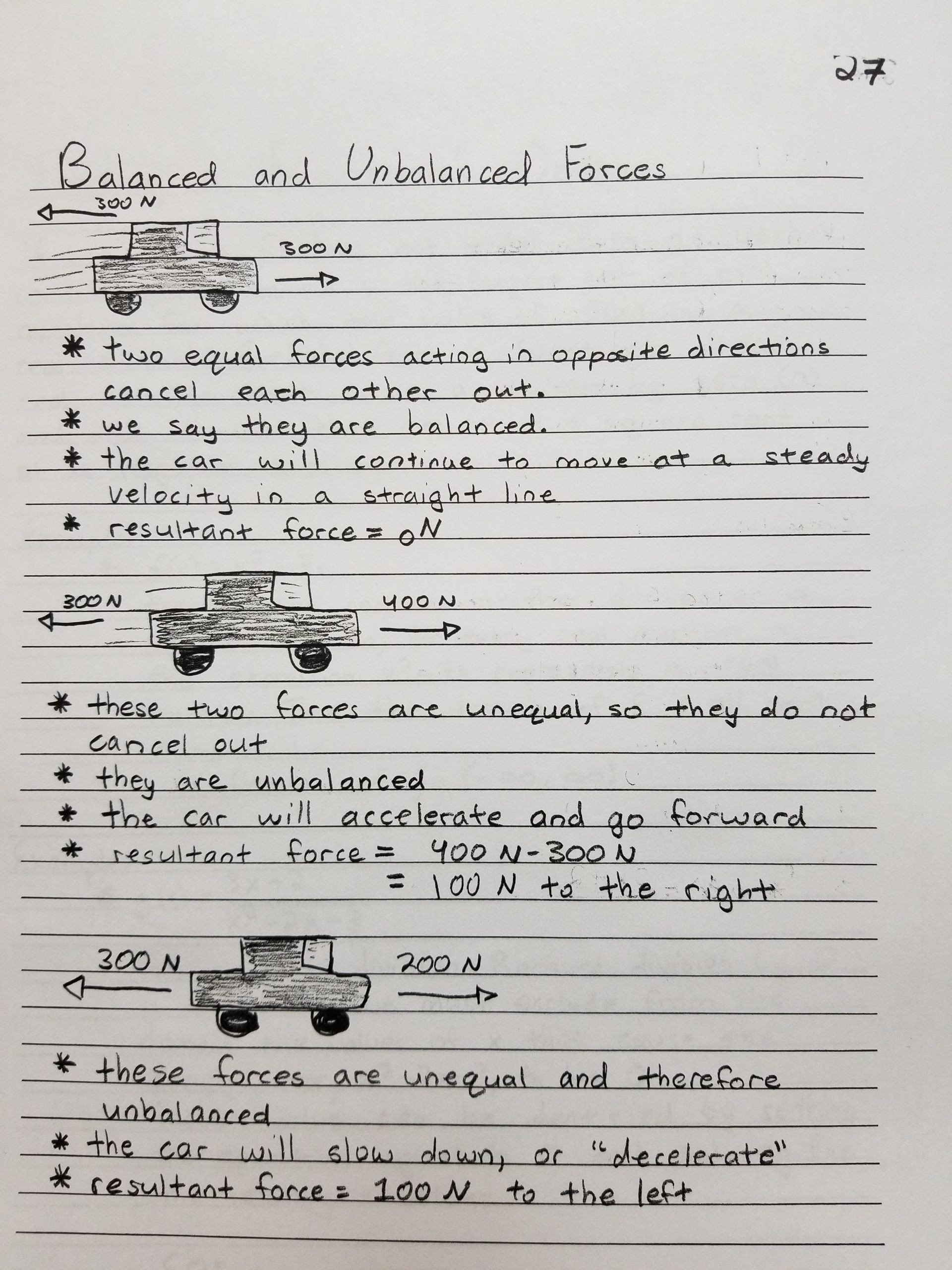 20 Science Forces And Motion Worksheets