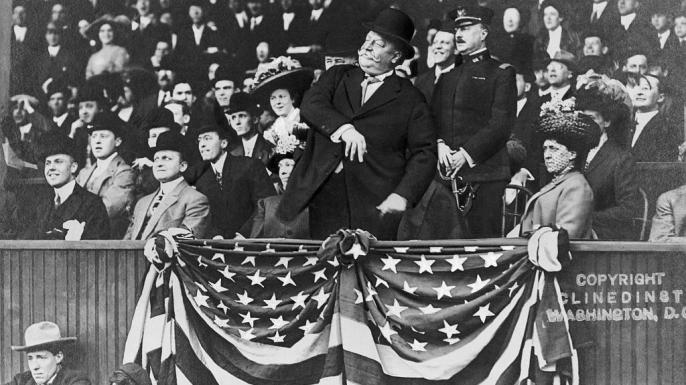 Taft First Pitch