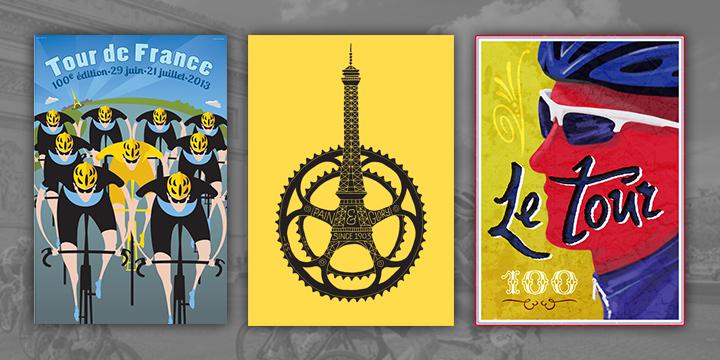 TdF-100th-Anniv-Posters