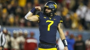 Will Grier Selected as the 2018 Senior CLASS Award Winner for FBS Football