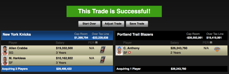 Could Carmelo Anthony REALLY End Up In Portland? 1