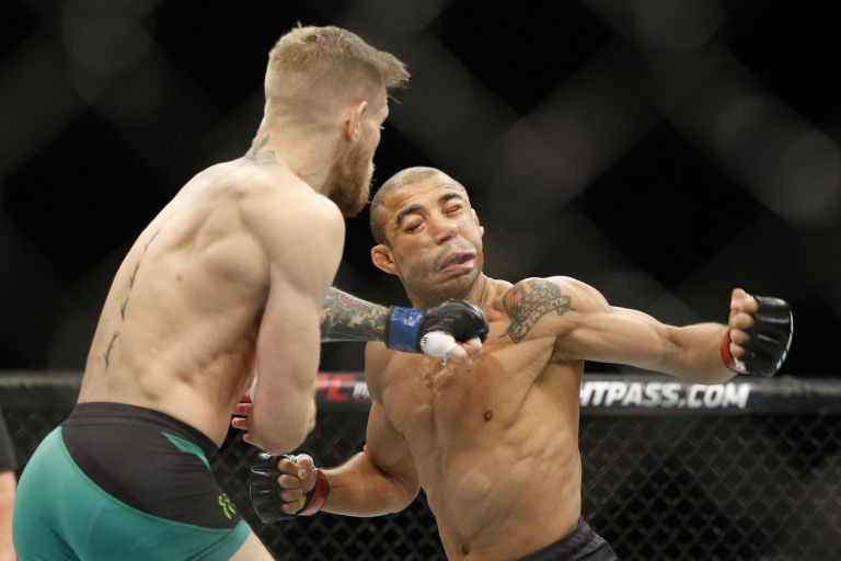 Conor McGregor vs. Floyd Mayweather Preview 1
