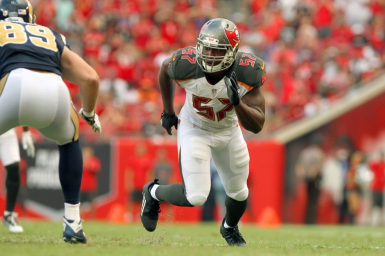 NFL: SEP 25 Rams at Buccaneers