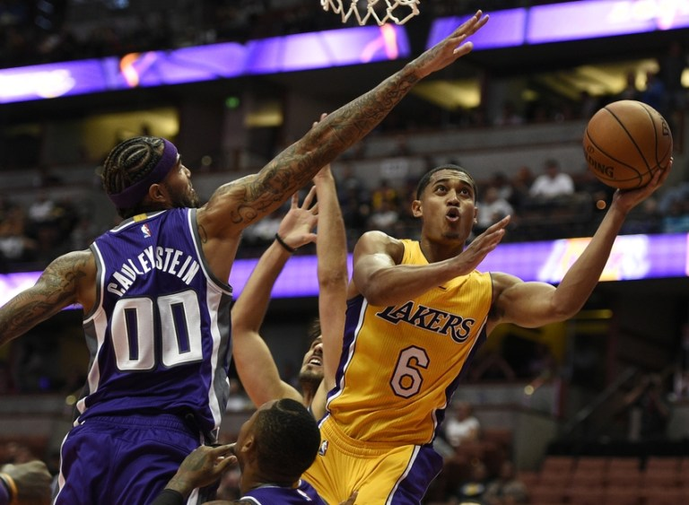 NBA: Preseason-Los Angeles Lakers at Sacramento Kings
