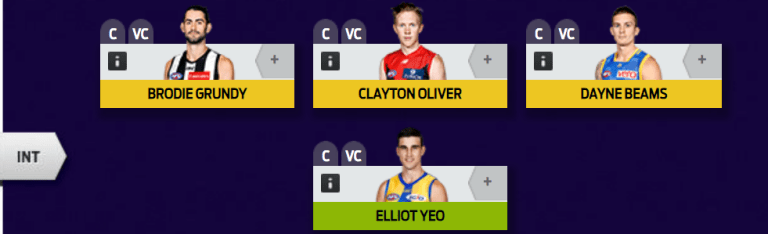 The SBF 2018 All-Australian Team 6