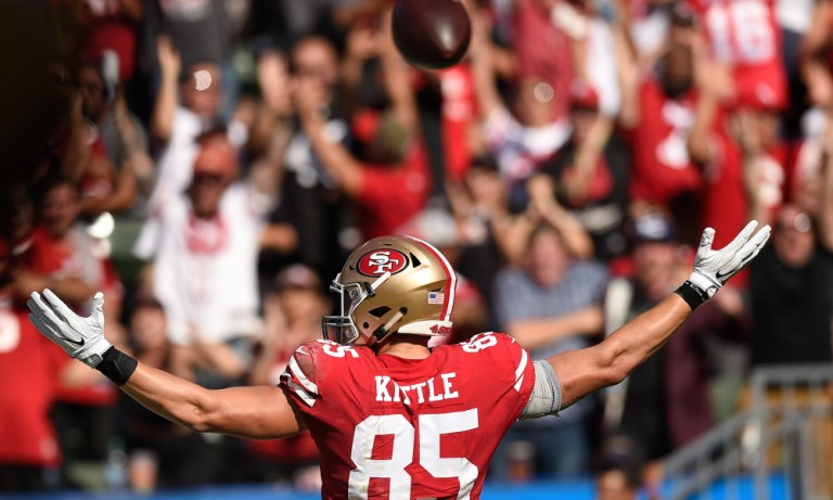 San Francisco 49ers v Los Angeles Chargers