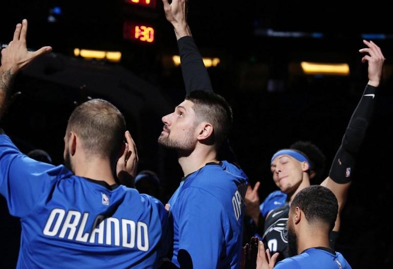 Indiana at Orlando
