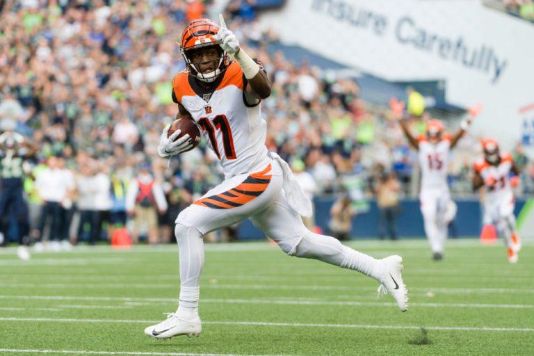 NFL: Cincinnati Bengals at Seattle Seahawks