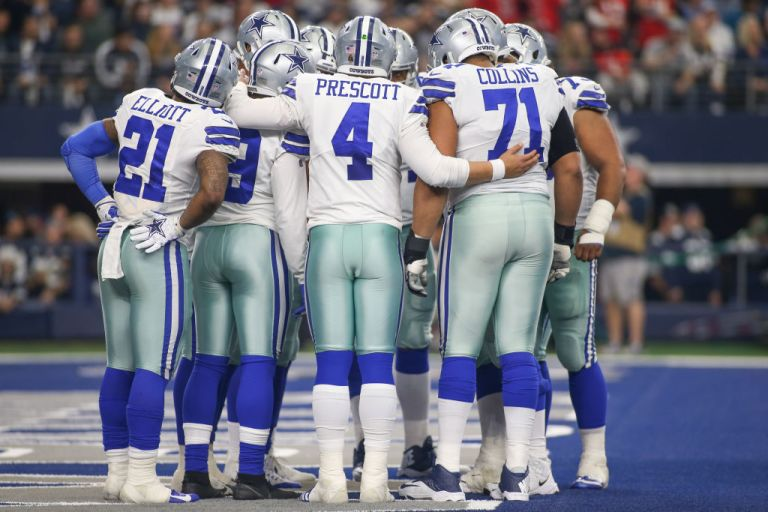 NFL: DEC 23 Buccaneers at Cowboys