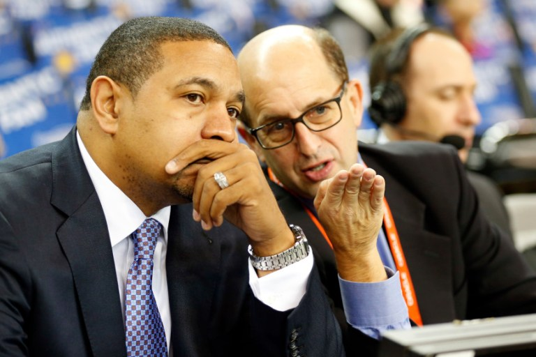 Mark Jackson/Jeff Van Gundy