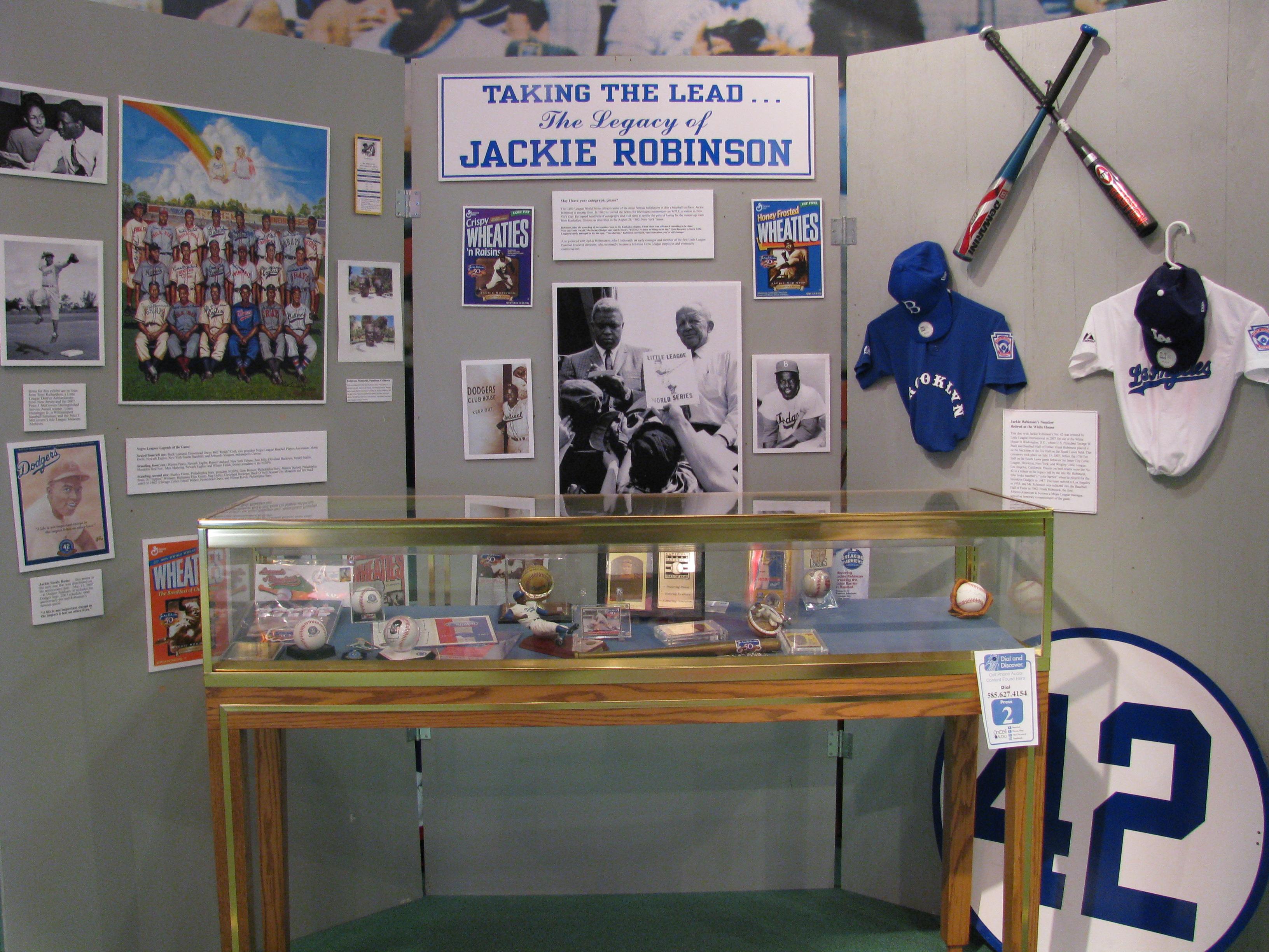 Photos Inside The Little League World Series Museum