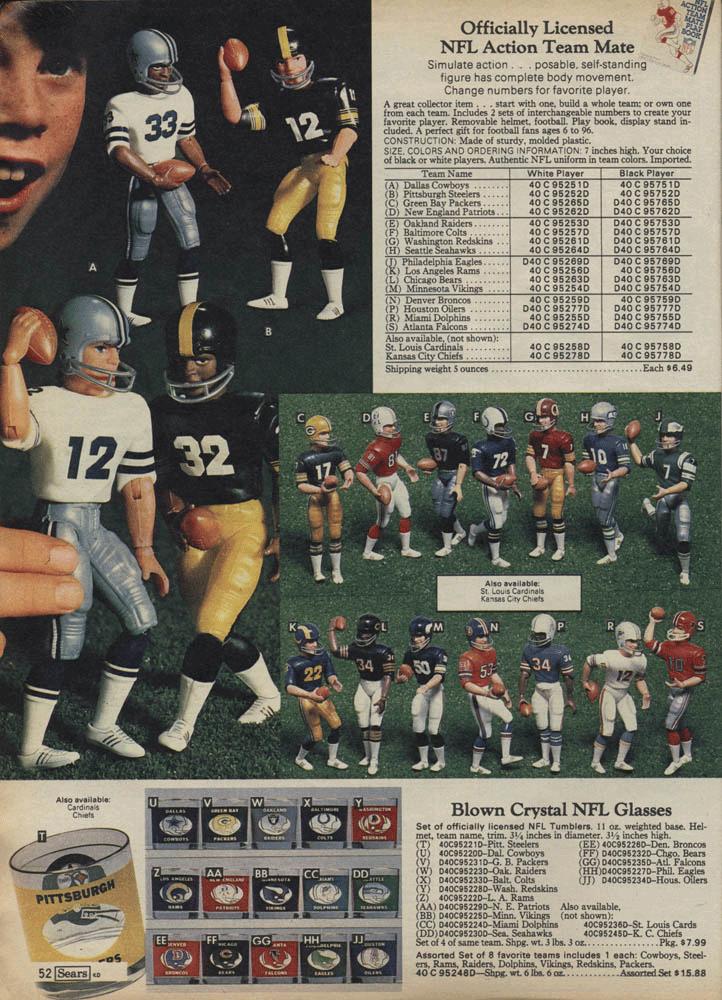 Flashback Product Of The Week 1977 80 Pro Sports