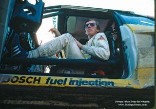 Racing Birthdays - Walter Röhrl