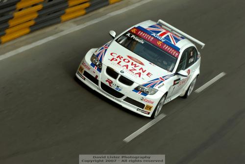 WTCC 2007 Macao - Andy Priaulx