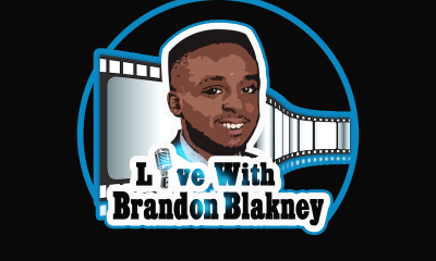 live with Brandon Blakney