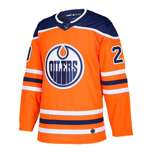 Draisaitl Home Jersey Front