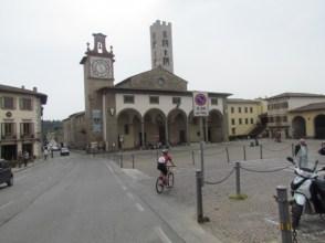 Piazza in Impruneta