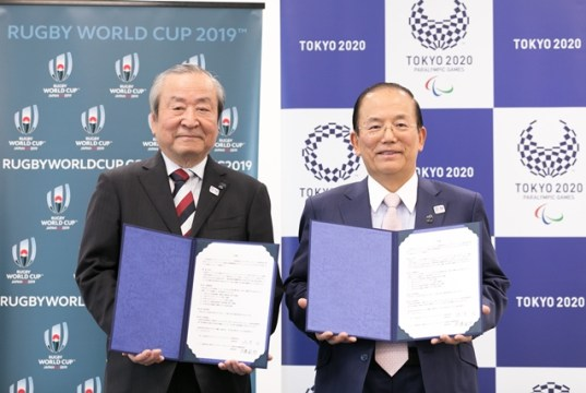 Toshiro Muto, Tokyo 2020 CEO, Akira Shimazu, Rugby World Cup 2019 CEO,Tokyo 2020 Summer Olympics, Tokyo 2020, Rugby World Cup 2019, Indian Cricket News, Cricket News Live, Paralympics News, Today's Sports News, Today's Cricket News, Latest Indian Sports News, Current Sports News Headlines, Sports News Today Headlines, Current Sports News, Cricket News India, live cricket score, cricket schedule, live cricket match, cricket highlights, india cricket, cricket update, latest sports news football, indian football live score, football headlines today, sports news, sports scores, latest sports news, sports news today, sports update, news sports, sports websites, sports news headlines, sports headlines, daily news sports, current sports news, breaking sports news, today's sports news headlines, recent sports news, live sports news, local sports news, best sports website, sports news football, us open tennis, hockey scores, basketball games, rugby scores, boxing news, formula 1,latest sports news football, livescore tennis, hockey news, basketball teams, rugby results, boxing results, formula 1 news, indian football live score, tennis scores, the hockey news, basketball schedule, wales rugby, latest boxing news, formula 1 schedule, indian football latest news, tennis live scores, nhl hockey, basketball news, live rugby scores, boxing news now, formula 1 online, sport update football, tennis results, hockey playoffs, basketball articles, rugby fixtures, boxing match today, formula 1 results, latest indian football news, tennis news, nhl hockey scores, sports news basketball, rugby news, boxing news results, formula 1 racing, football headlines today, live score tennis, hockey teams, basketball news today, latest rugby scores, boxing results today, formula one news, world sports news football, tennis players, hockey standings, basketball updates, rugby matches today, boxing news update, formula one schedule, latest sports news for football, latest tennis scores, hockey schedule, news basketball, rugby highlights, today boxing matches, formula f1, breaking sports news football, tennis scores live, hockey stats, basketball headlines, rugby score update, latest world boxing news, formula 1 teams