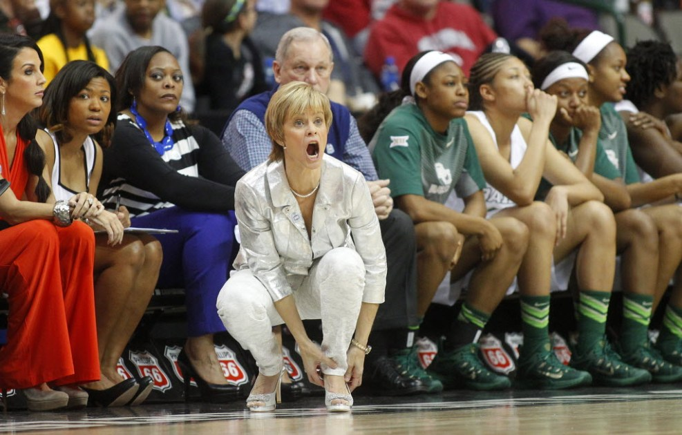 College Sports: Baylor women's basketball team ranked No ...