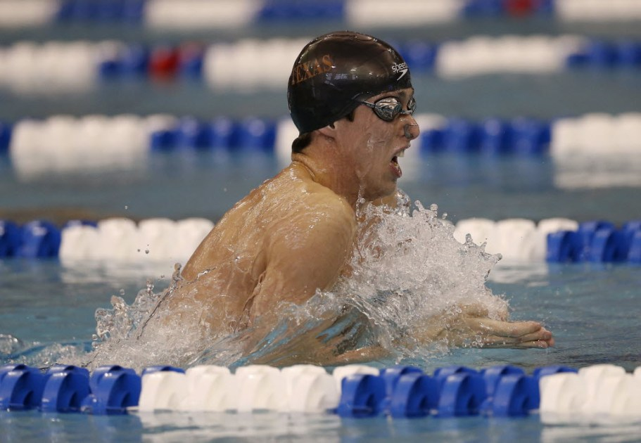 College Sports: UT swimmers claim third straight NCAA ...
