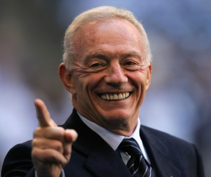 Image result for jerry jones smiling picture