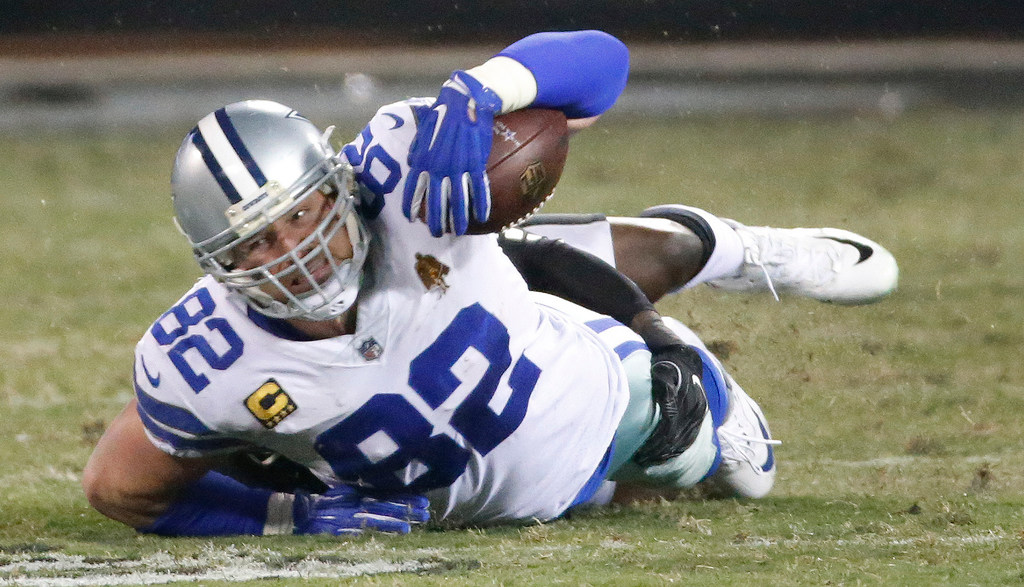 Stats Cowboys Dallas Jason Witten