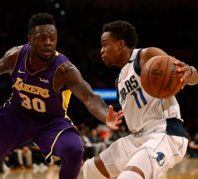 Dallas Mavericks: Behind Dallas-native Julius Randle ...