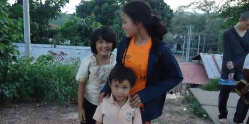 ミャンマー孤児院