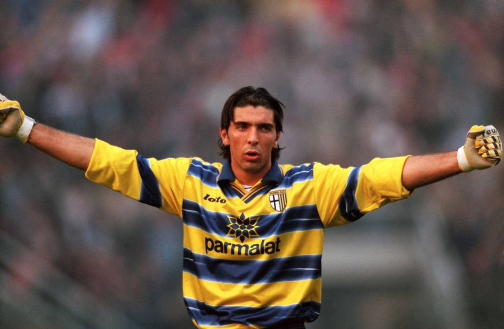 Gianluigi Buffon almost signed at Arsenal