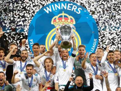 Sergio Ramos: History you have made, History you will make!!