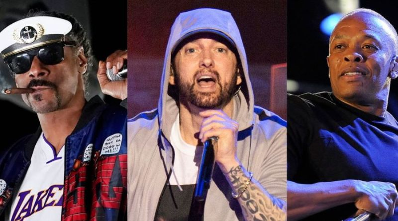 Dr. Dre, Snoop Dogg, And Eminem Will Headline This Years Super Bowl Halftime Show