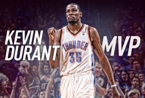 Kevin Durant MVP….
