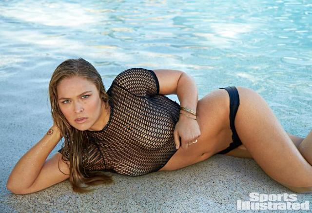 Ronda Rousey entre las mas Ricas del Deporte....