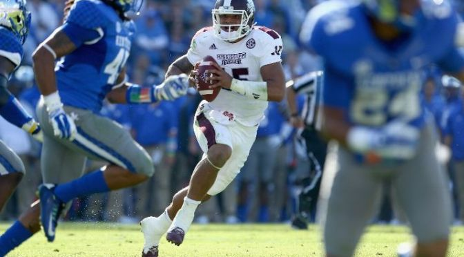 Top Ranked Mississippi State Survives Road Test Against Kentucky