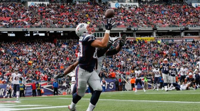 New England Decimates Chicago As Bears Freefall Continues
