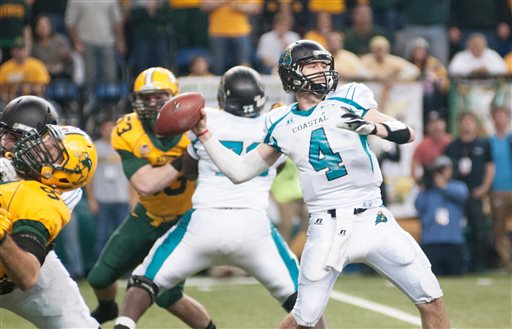 2014 FCS Playoffs Quarterfinals Predictions