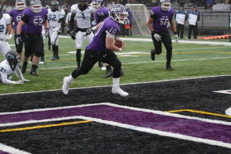 Kevin Burke looks to lead Mount Union to their first 12th National Championship (Dan Poel, OhioSI.com)