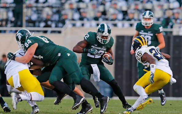 Michigan State RB Delton Williams Suspended