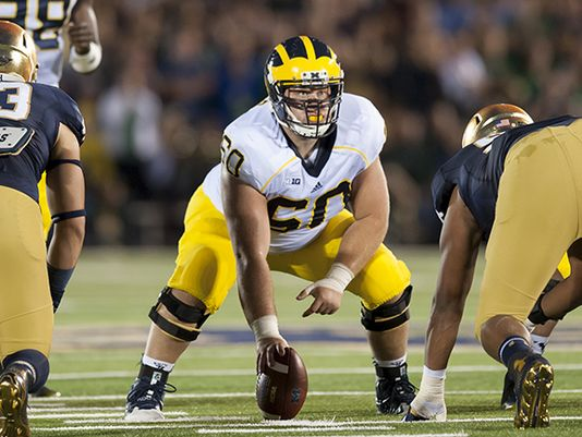 Jack Miller will not play for the Wolverines in 2015 (David Guralnick / Detroit News)