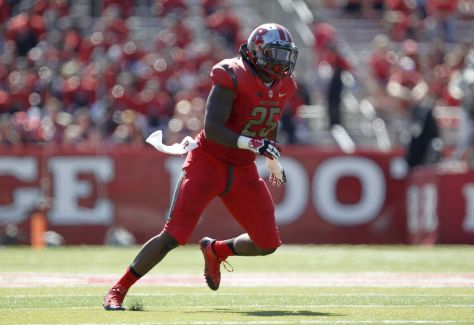 LJ Liston is no longer with the Rutgers football program (Andrew Mills | NJ Advance Media for NJ.com)