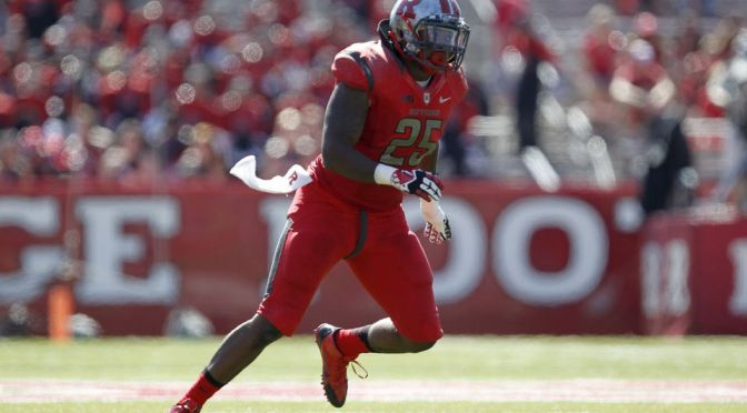 LJ Liston Dismissed From Rutgers