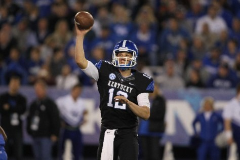 Backup quarterback Reese Phillips will miss the next 5 months due to a ruptured Achilles tendon (Kentucky Sports Radio)