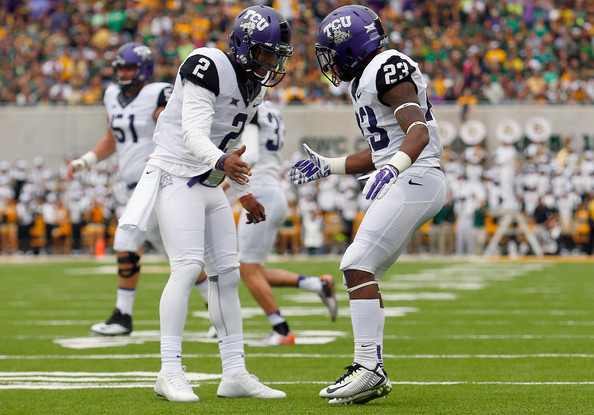 TCU will face Colorado in 2022 and 2023 (Tom Pennington/Getty Images North America)