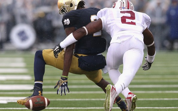 Wayne Lyons Transfers From Stanford To Michigan