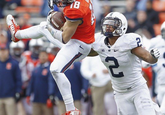Illinois WR Mike Dudek Tears ACL